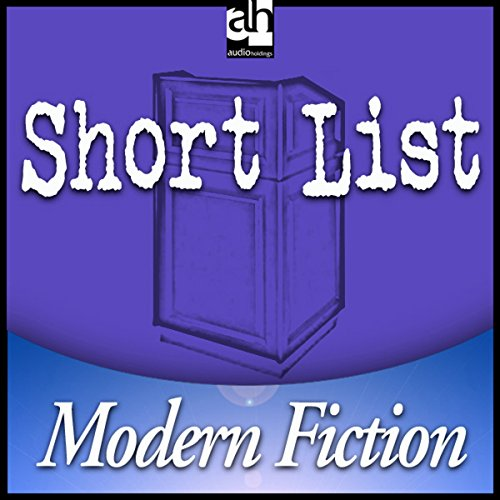 Short List audiobook cover art