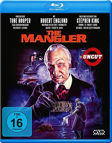 The Mangler (unrated) (uncut) [Blu-ray]
