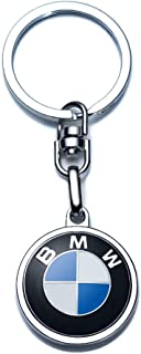 JIYUE Compatible for BMW Keychains 3D Car Logo Key Chain Key Ring Accessories,Suit for BMW 1 3 5 6 Series X5 X6 Z4 X1 X3 X...