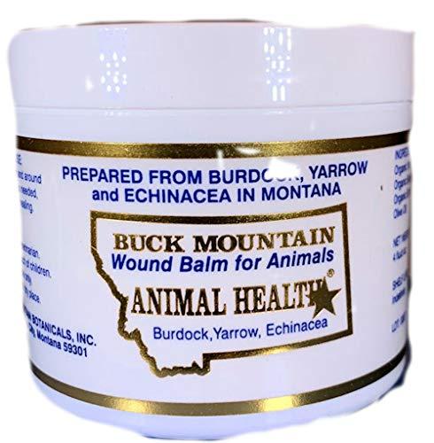Buck Mountain Wound Balm- 8 Ounce