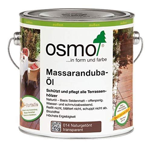 OSMO Massaranduba-Öl naturgetönt