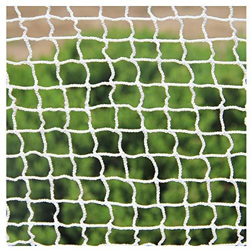 T5S6 Net Schutz, Kindertreppen Treppen Sicherheit Hunde Schiene Haustier Mesh-Geländer Netting-Schutz-Block for Tor Kinder-Baseball-Hockey Softball Bogenschießen Netted Golfball Tor Fang Pitchback Net
