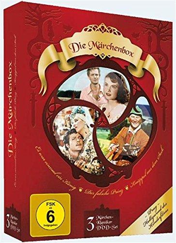 Die Märchenbox [3 DVDs]
