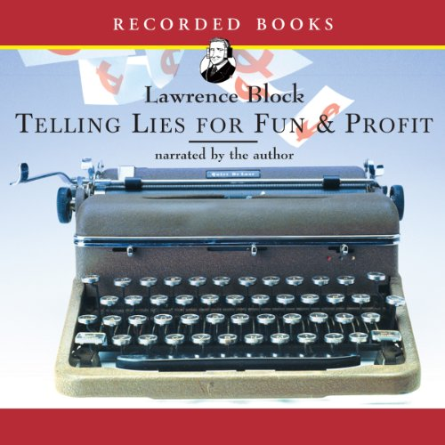 Telling Lies for Fun and Profit audiobook cover art