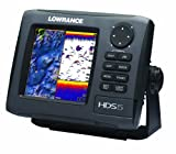 LOWRANCE HDS-5 GEN2 LAKE INSIGHT W/O TRANSDUCER
