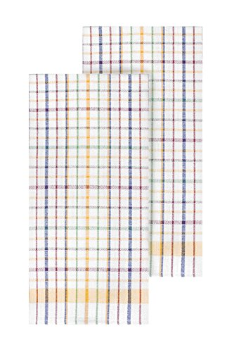 Ritz Kitchen Dish Towel, Multicolor, 2 Count