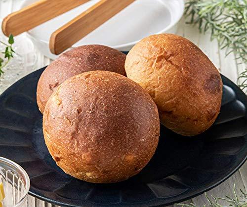 低糖質パン 糖質制限 糖質オフ ふんわりブランパン 丸いパン3種セット プレーン・オレンジ・チョコ ロールパン 低糖質 パン ブラン 小麦ふすま フスマ粉 糖質カット 食物繊維 食事制限 置き換え ロカボ