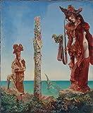 Max Ernst Giclee Auf Papier drucken -Berühmte Gemälde