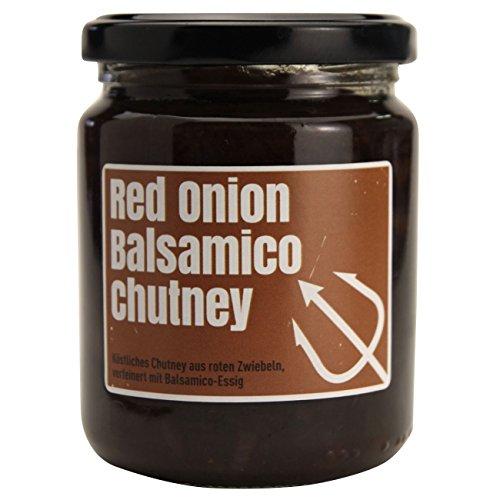 Devils Eye Red Onion Balsamico Chutney