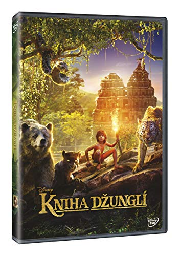 Kniha dzungli DVD / The Jungle Book (tschechische version)