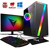 Vibox Vision 57 PC Gamer Ordinateur avec War Thunder Jeu Bundle, Windows 10 OS, 22'...