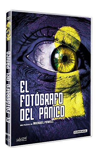 El fotógrafo del pánico (Peeping Tom) [DVD]