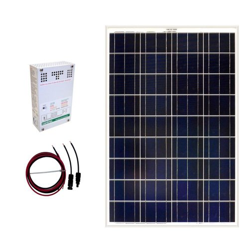 Grape Solar 100W Off-Grid Solar Kit