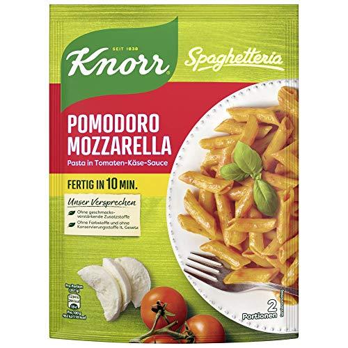 Knorr Spaghetteria Nudel-Fertiggericht Pomodoro Mozzarella 163 g