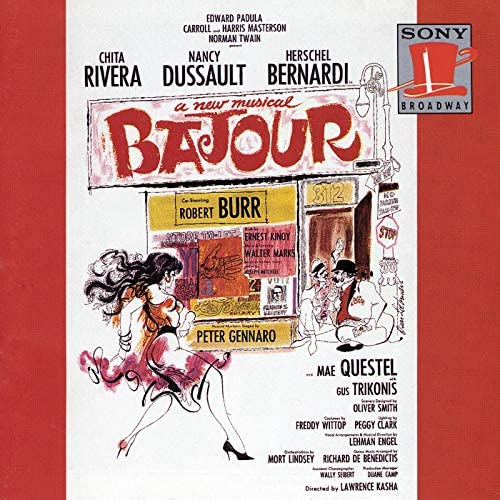 Original Broadway Cast of Bajour