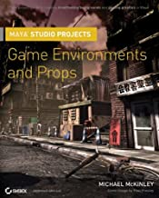 Maya Studio Projects: Game Environments and Props