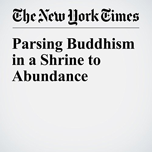 Parsing Buddhism in a Shrine to Abundance cover art