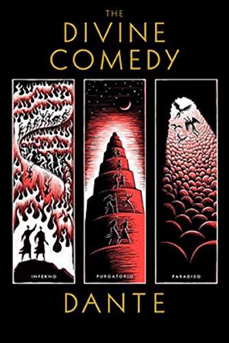The Divine Comedy: Inferno, Purgatorio, Paradiso - ( Annotated ): (La Divina Commedia #1-3) (English Edition)