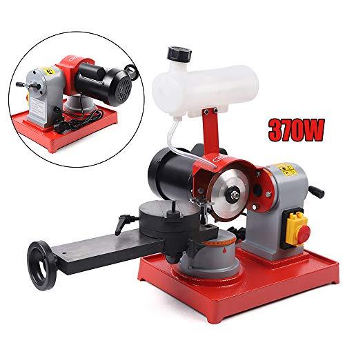 Kreissägeblatt Wasser Injection Schärfmaschine Sägeblattschärfgerät Schleifscheibe Schärfgerät Sicherer 370W80-700mm