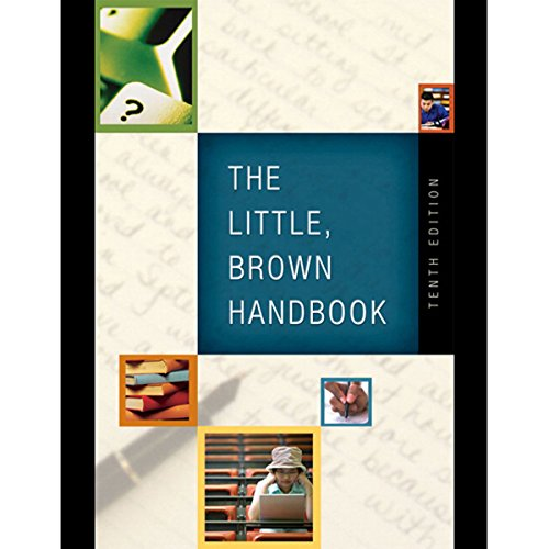 VangoNotes for The Little, Brown Handbook, 10/e audiobook cover art