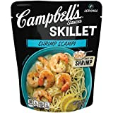 Campbell s Skillet Sauces, Shrimp Scampi, 11 Ounce Can, Pack of 6