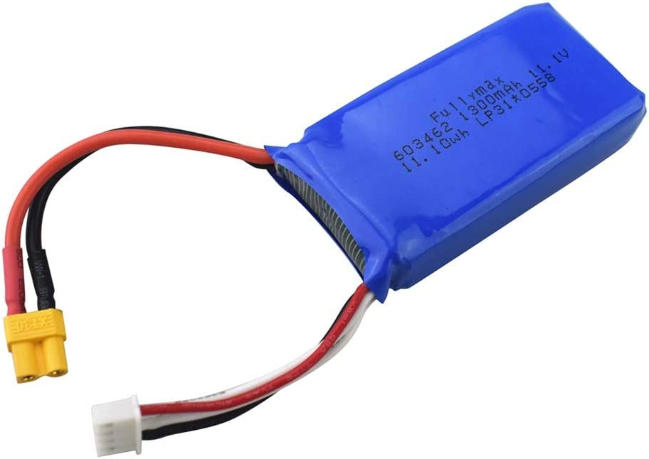 sea jump 11.1V 1300mAh XT30 Lithium XK for Wltoys R Outlet ☆ Free Shipping Chicago Mall X450 Battery