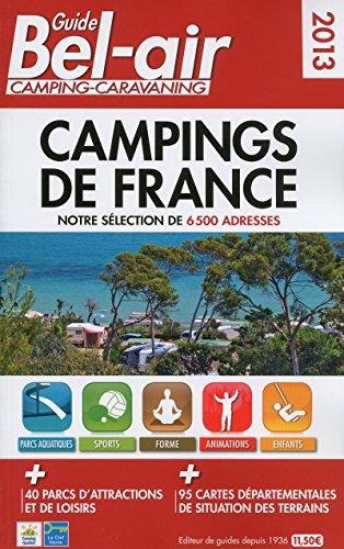 Campings de France: Guide Bel-air camping-caravaning