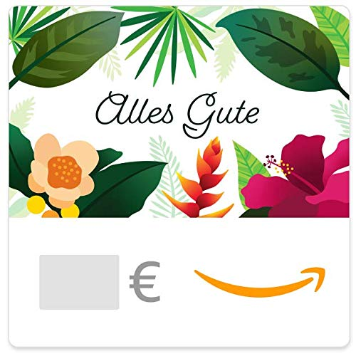 Digitaler Amazon.de Gutschein (Alles Gute)
