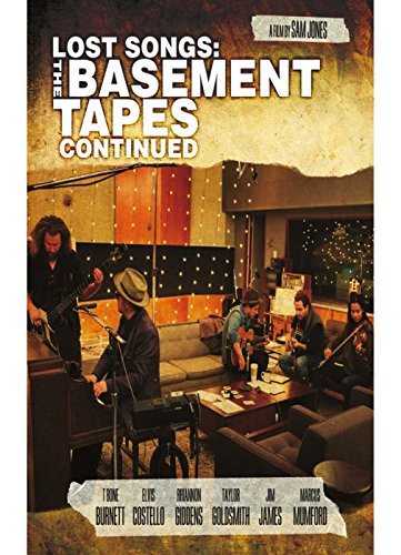 Lost Songs: The Basement Tapes Continued [DVD] [2015] [Region Free]