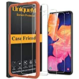 [3 Pack] UniqueMe Compatible with Samsung galaxy A10E Screen...