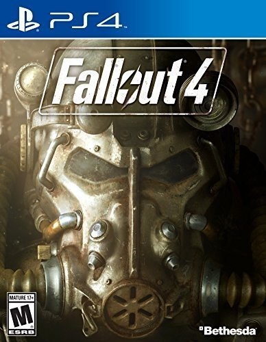 Take-Two 17041 Fallout 4 Action RPG PS4 by TAKE-TWO