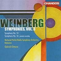 Weinberg: Symphonies Vol. 3 (2006-11-21)
