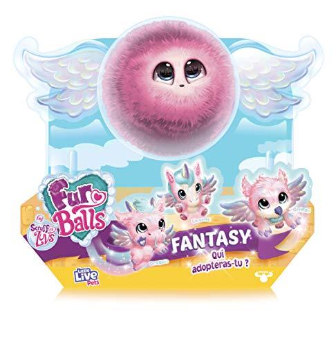 Dujardin- Fantasy FurBalls Mascota de Peluche (70340)