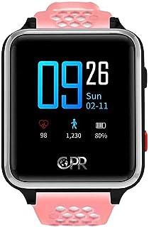 WATCHU Guardian Kids GPS Tracker Telefoonhorloge met SOS-knop voor noodgevallen en twee manieren bellen met ouders en best...