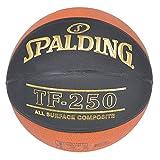 Spalding Basketball TF-250 Brick Black Gr.28,5