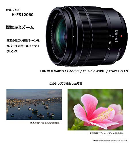 パナソニックミラーレス一眼カメラルミックスG8標準ズームレンズキット1600万画素ブラックDMC-G8M-K