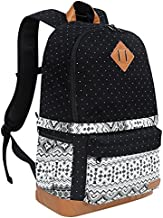 Koolertron Professional Canvas Camera Case/Backpack with Rain Cover for SLR DSLR Canon Nikon Sony Camera Bag Fits for 15