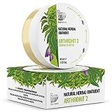 BenePura ArthroHit 2 - Ungüento de hierbas naturales - Consuelda y Ortiga - Alivia el Dolor en las Articulaciones, Tendones y Músculos - Actúa Favorablemente sobre el Movimiento del Cuerpo - 40 ml