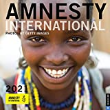 Amnesty International 2021 Wall Calendar