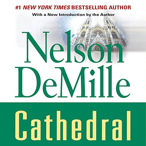 Cathedral audiobook cover art