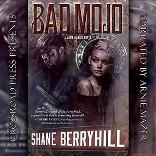 Bad Mojo audiobook cover art