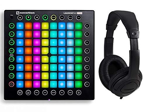 NOVATION DJ PACK Launchpad PRO/Cuffie Stereo