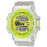 Casio G-Shock GA400SK-1A9 Watch - Clear/Yellow