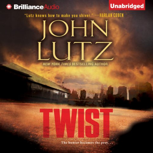 Twist     Frank Quinn, Book 8              By:                                                                                                                                 John Lutz                               Narrated by:                                                                                                                                 Scott Brick                      Length: 12 hrs and 49 mins     227 ratings     Overall 4.2