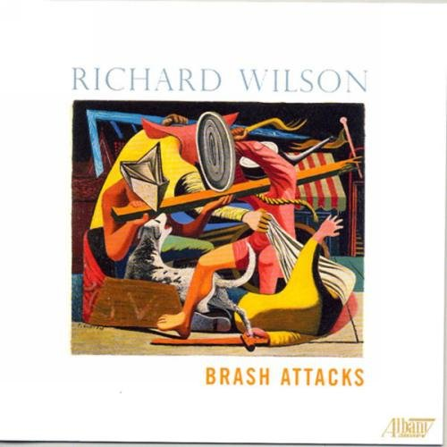 Wilson : Richard Wilson: Brash Attacks