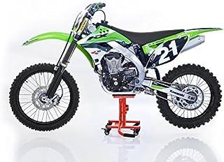 ConStands MX Ständer Mover Rangierhilfe für Motocross, Supermoto, Enduro, Trial orange