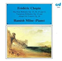 Chopin: the 4 Ballades/etc.
