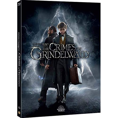 Animali Fantastici E I Crimini Di Grindelwald (Digibook)