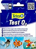 Tetra Test O2 (Oxígeno) - Prueba de agua para acuarios de agua dulce y estanques de jardín