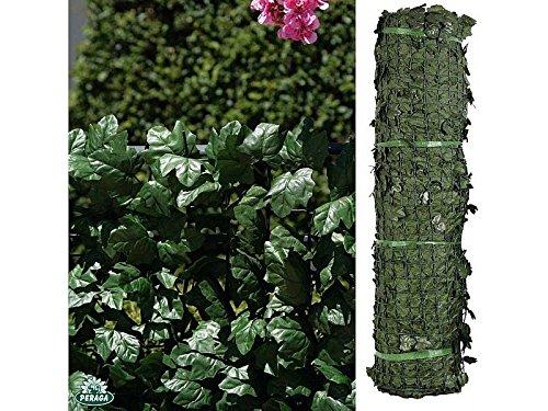 VERDEMAX 55981x 20m Verdecor siepe con Foglie Like Ivy
